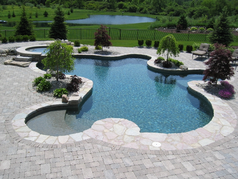 inground pool designs 9