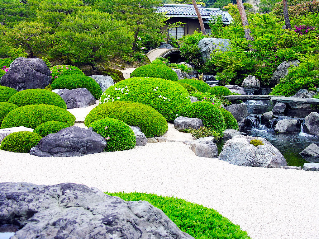 Landscaping Boulders | Design your home on trees in garden design, gravel in garden design, boulders in landscape,