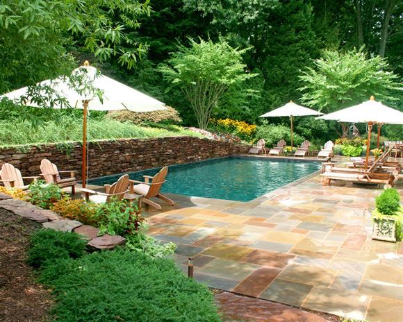 pool landscape design-1