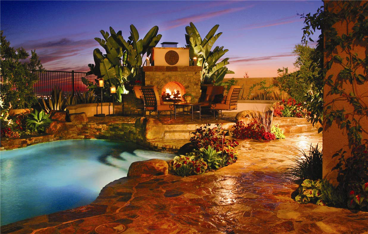 pool landscape design-2