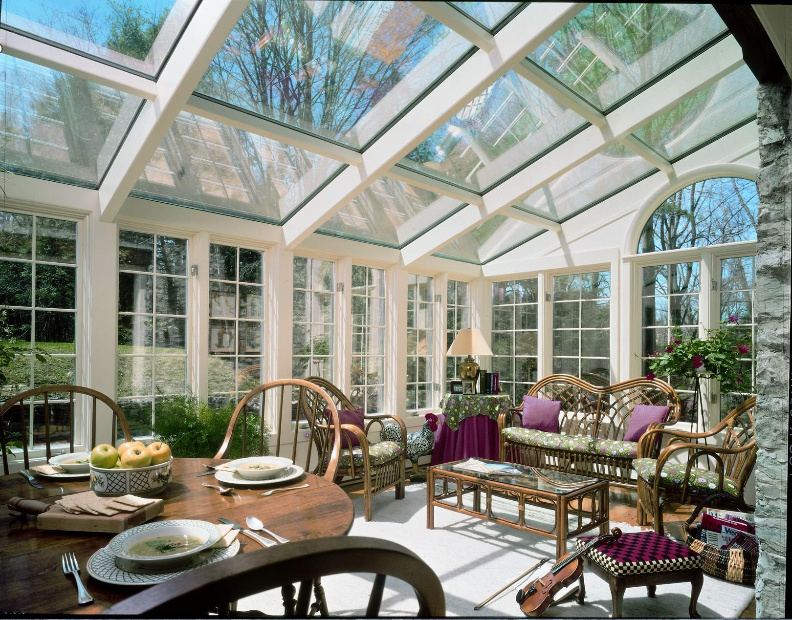 Sunroom Design Ideas for Optimal Functionality and Elegance ...