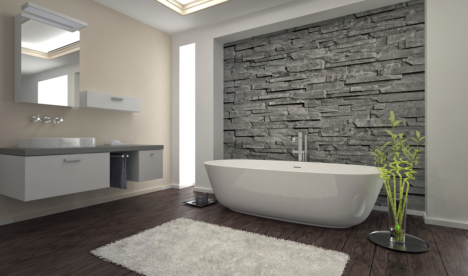 2014 bathroom trends