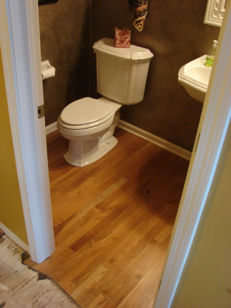 Bamboo flooring in bathroom large and beautiful photos for Bamboo bathroom design