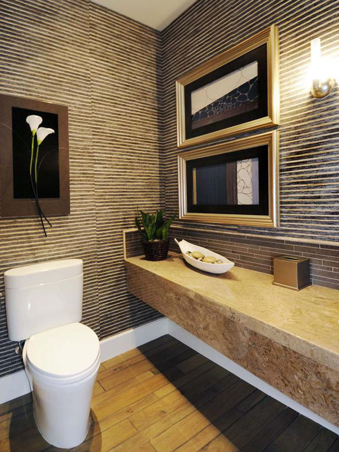 Bamboo flooring for bathroom. Bamboo flooring in bathroom   large and beautiful photos  Photo to