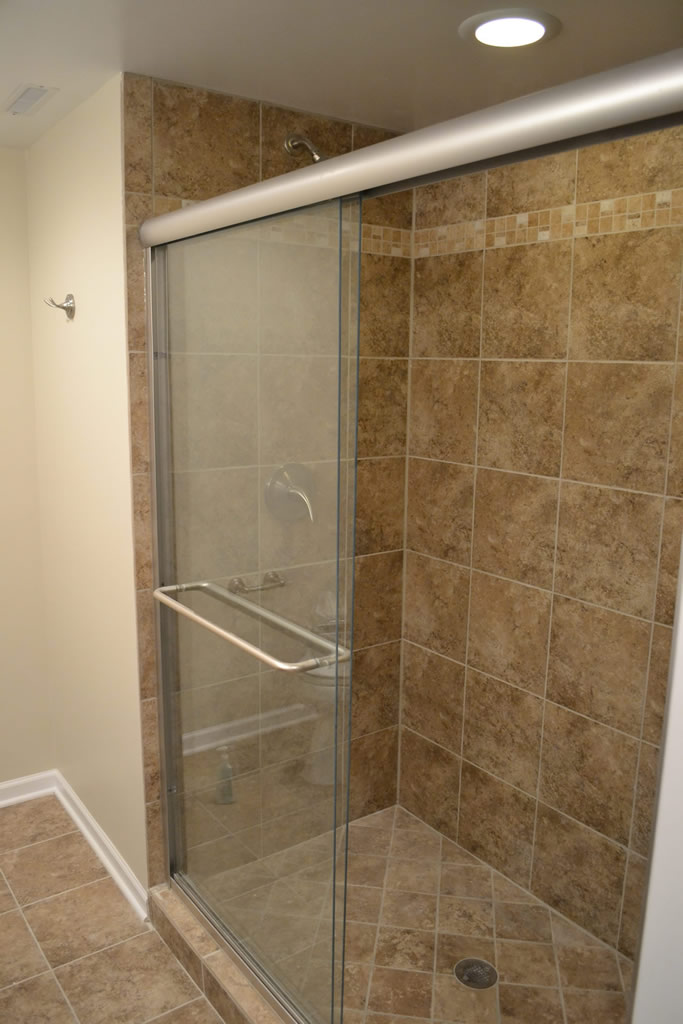 Basement Bathroom Design - Large And Beautiful Photos. Photo To