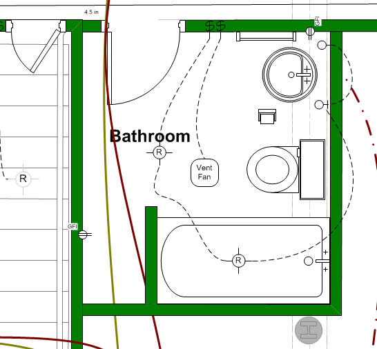 Basement Bathroom Basement Bathroom Design