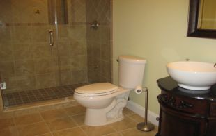 We Offer To Your Attention Basic Bathroom Remodel Photo U2013 5. If You Decide  To Decorate The House Or Yard And Do Not Know What To Do With It!