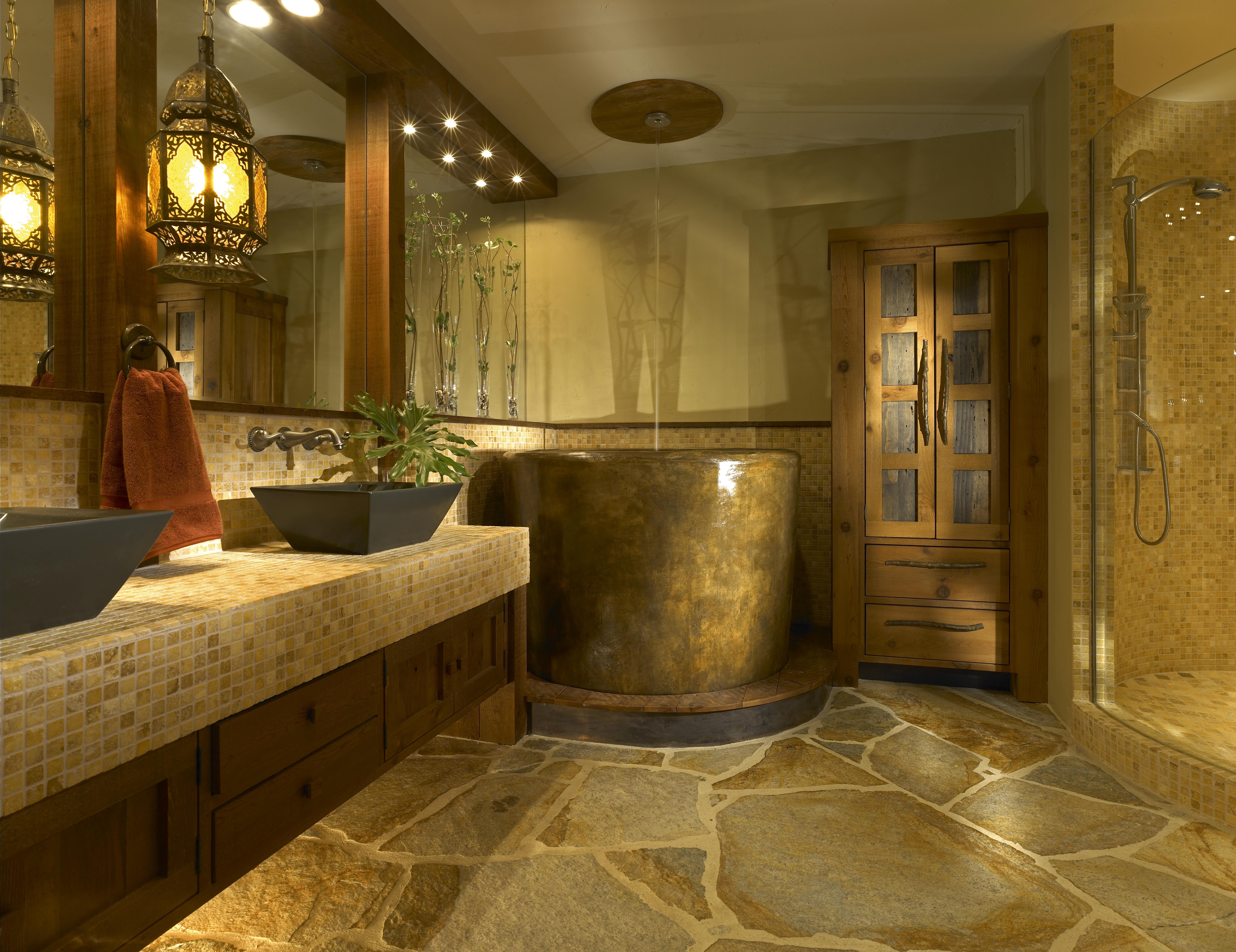 Bathroom cabinet ideas for small bathroom Photo - 1