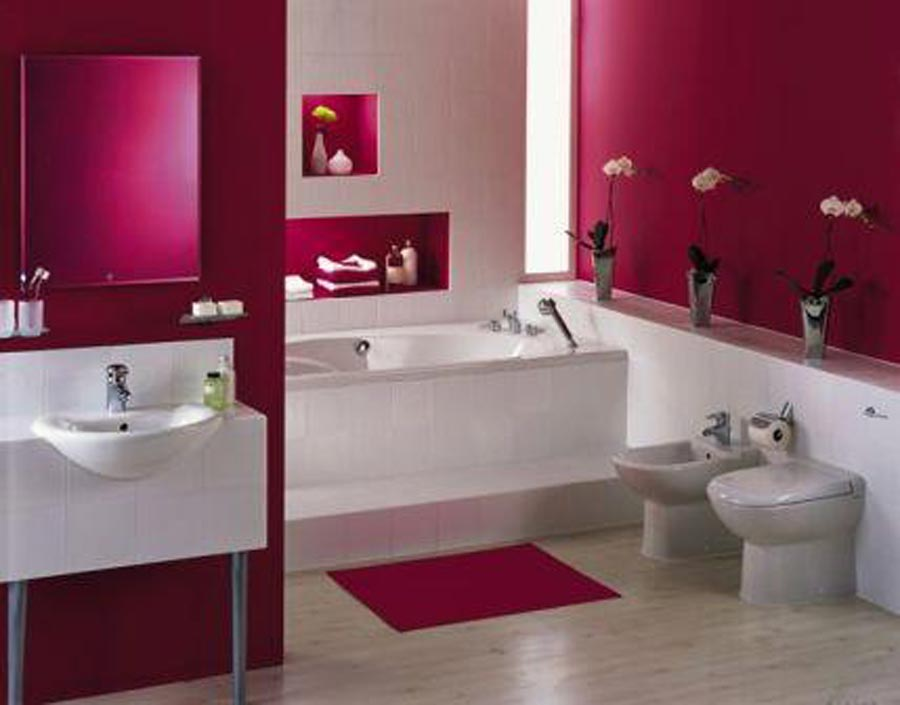 bathroom color ideas pictures,