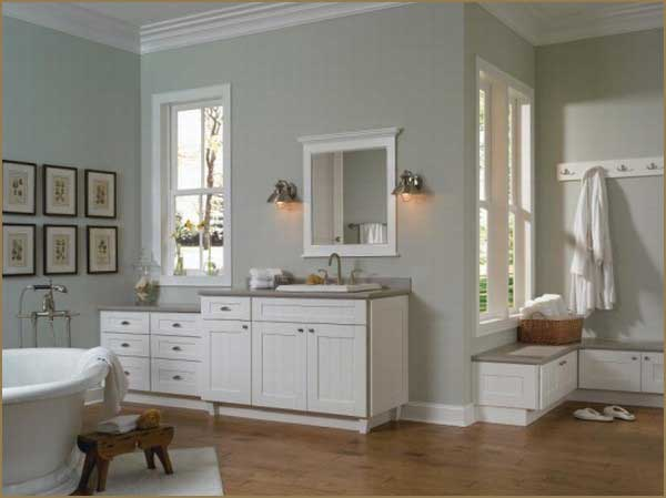 Bathroom colors and ideas Photo - 1