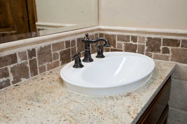 Bathroom Countertop Surface Options : ... bathroom Countertops for bathroom Bathroom countertops materials