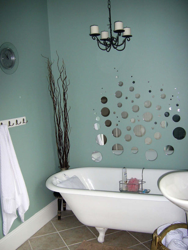 ... Bathroom Decor Ideas On A Budget Bathroom Wall ...