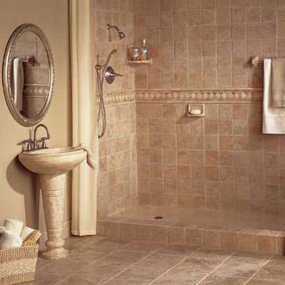 Bathroom flooring ideas Photo - 1