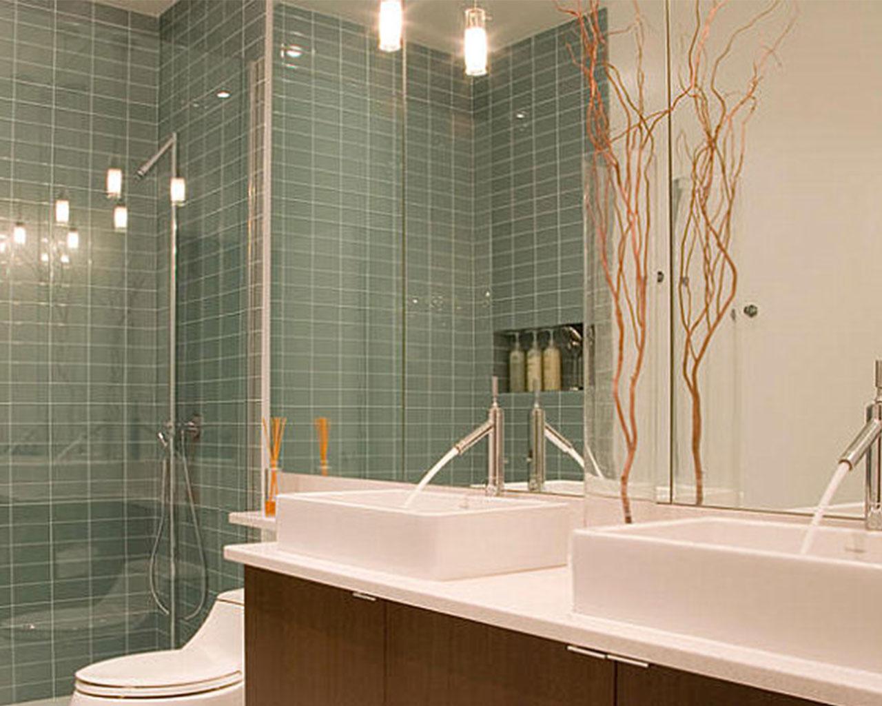 Small full bathroom design ideas - Bathroom Idea Small