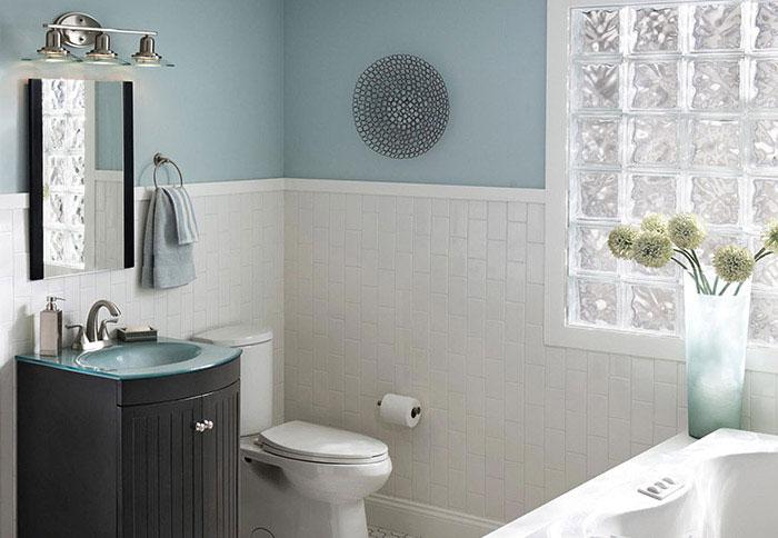 Bathroom lighting fixtures ideas Photo - 1
