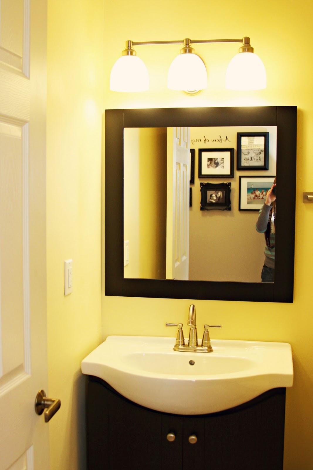 Bathroom make overs