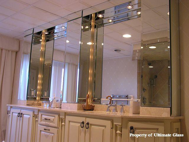 Bathroom Mirror Trim Photo 5 Design Your Home