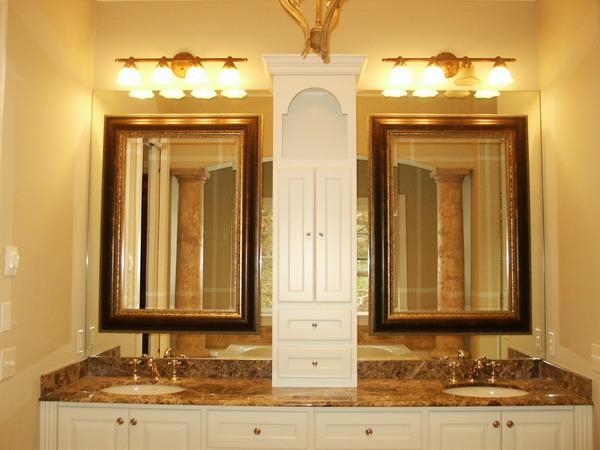 Bathroom mirrors ideas Photo - 1