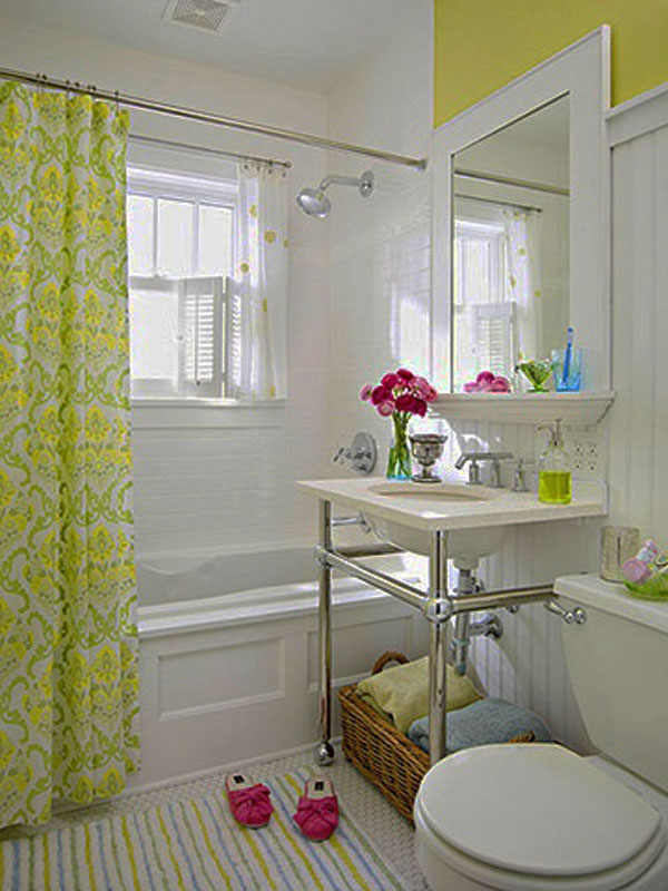 Bathroom paint ideas for small bathrooms Photo - 1