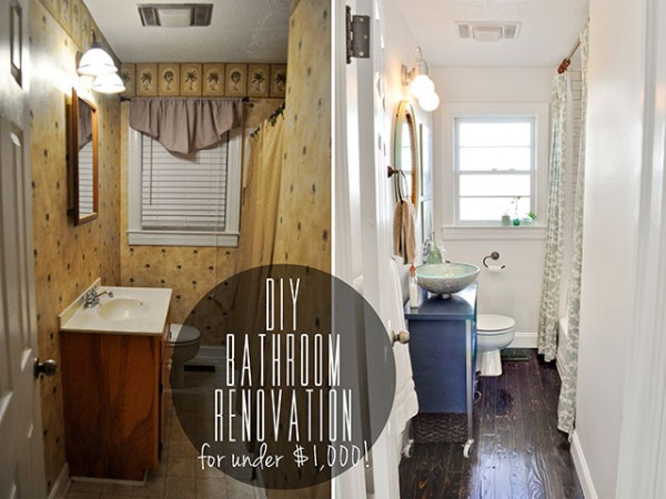 Redo bathroom cost large and beautiful photos photo to for Redo bathroom on a budget