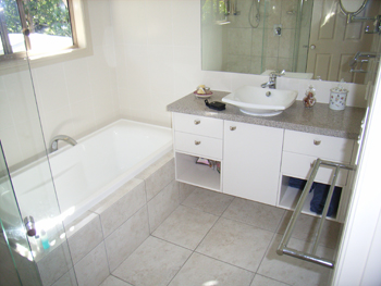 Bathroom renovation cost Photo - 1
