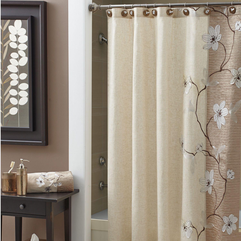 Bathroom shower curtains ideas - Bathroom Shower Curtain Ideas Photo 3