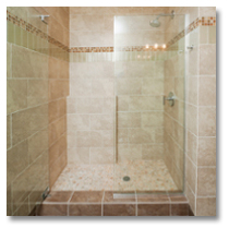 Bathroom shower remodel Photo - 1