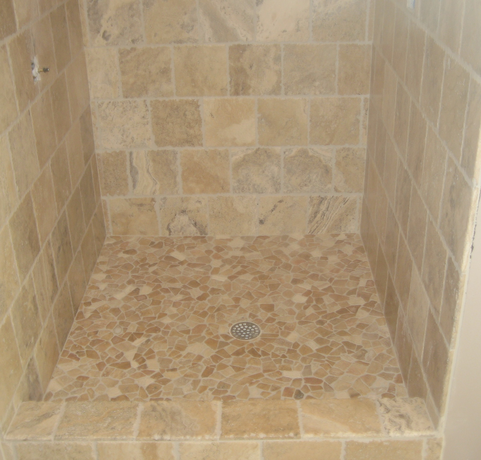 Bathroom Shower Tile Installation Photo 11 Design Your Home