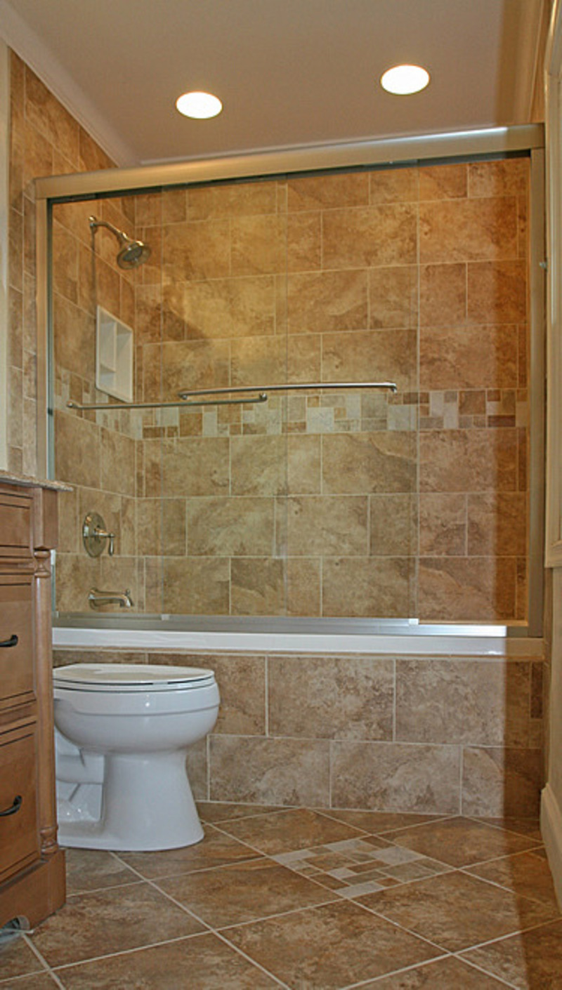 Bathroom showers ideas Photo - 1