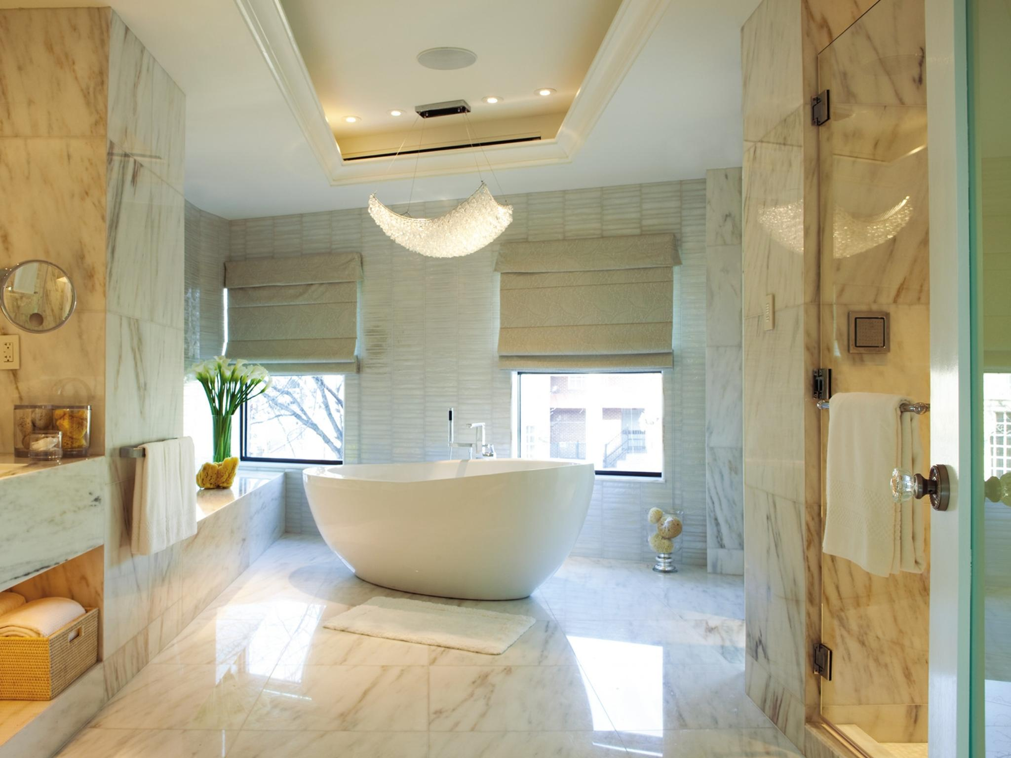 Home bathroom designs