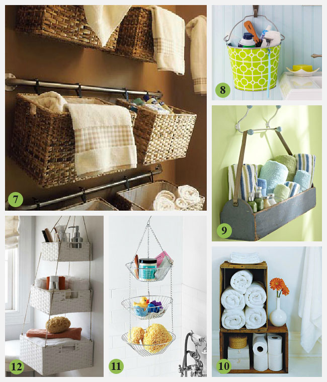 Bathroom storage ideas Photo - 1