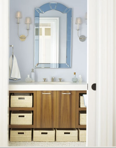 Bathroom storage solutions Photo - 1