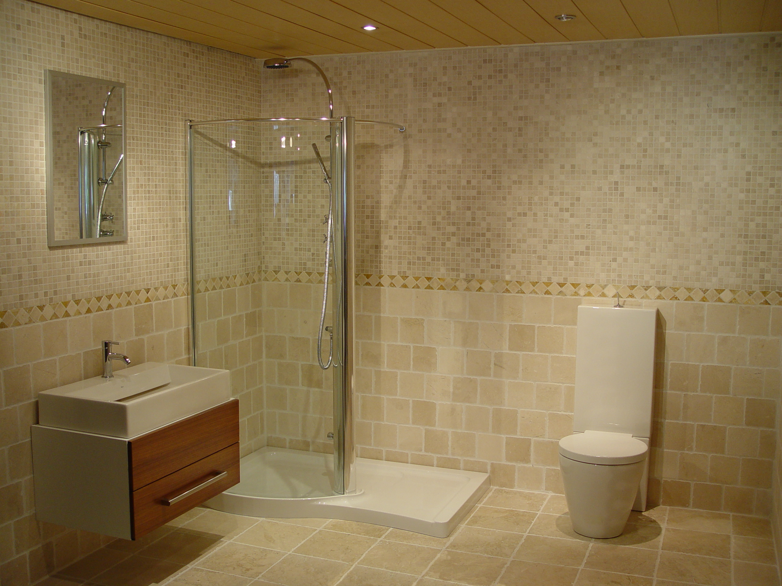 Superior Bathroom Tile Design Ideas ... Design Inspirations