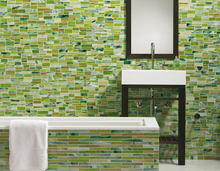 Bathroom tiles design Photo - 1
