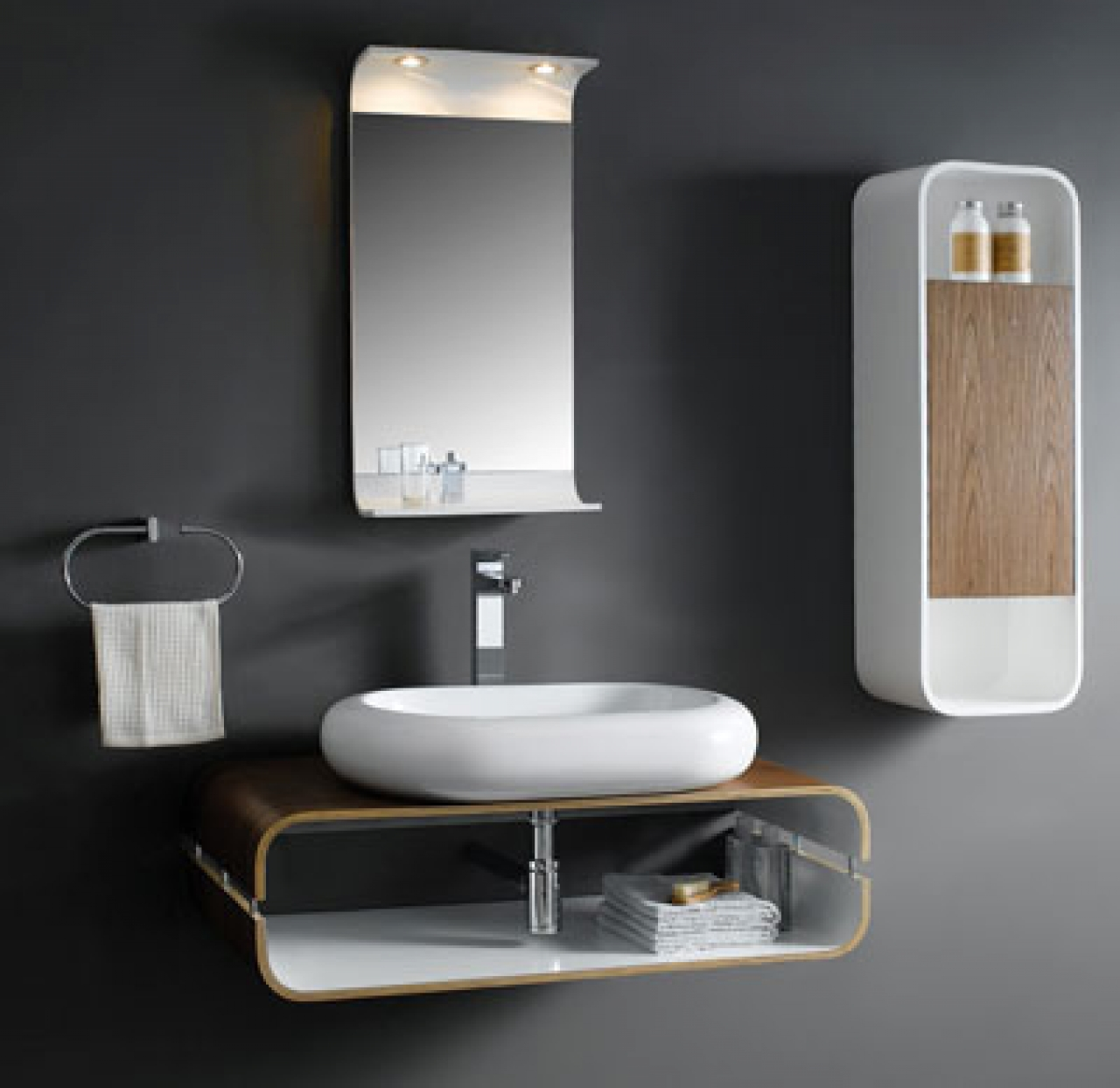 Brilliant Semplice Modern Bathroom Vanity Design Modern Contemporary Furniture