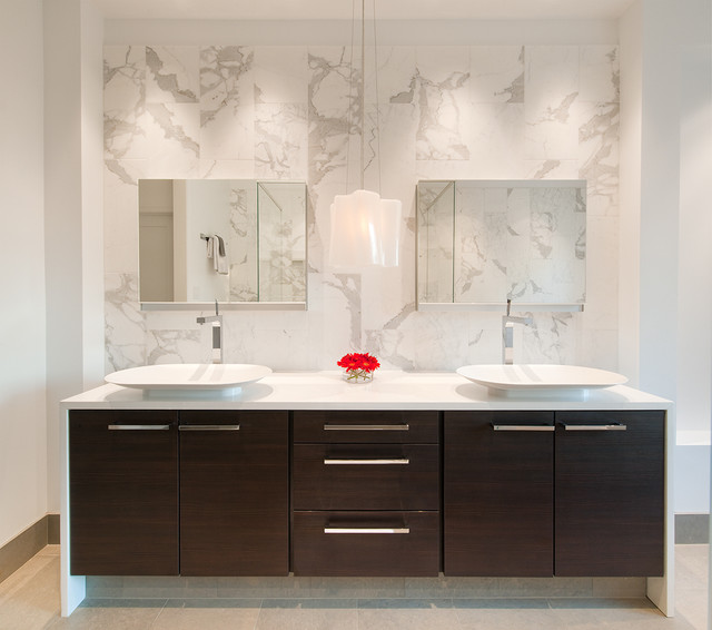 Bathroom Vanity Designs bathroom vanity mirrors ideas - large and beautiful photos. photo