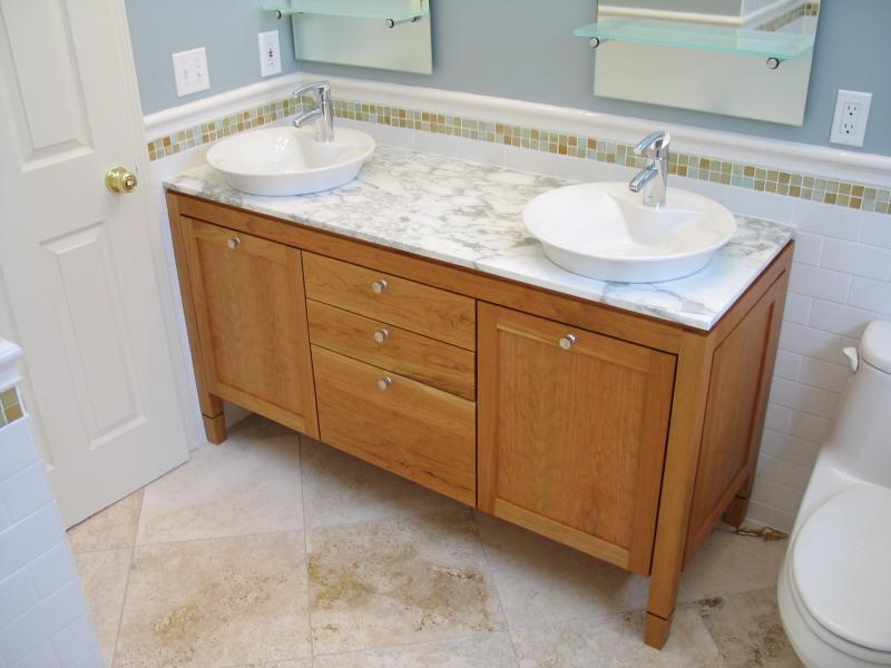 Bathroom vanity remodel Photo - 1