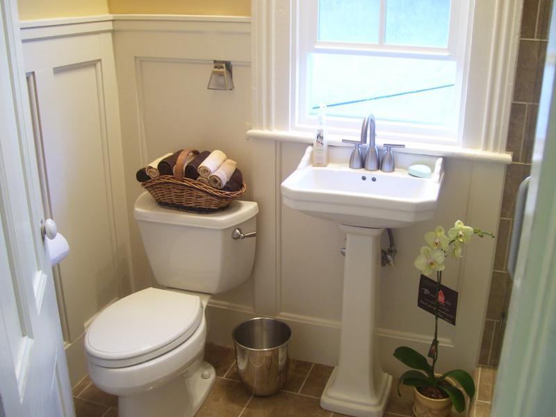 Bathroom wainscoting Photo - 1