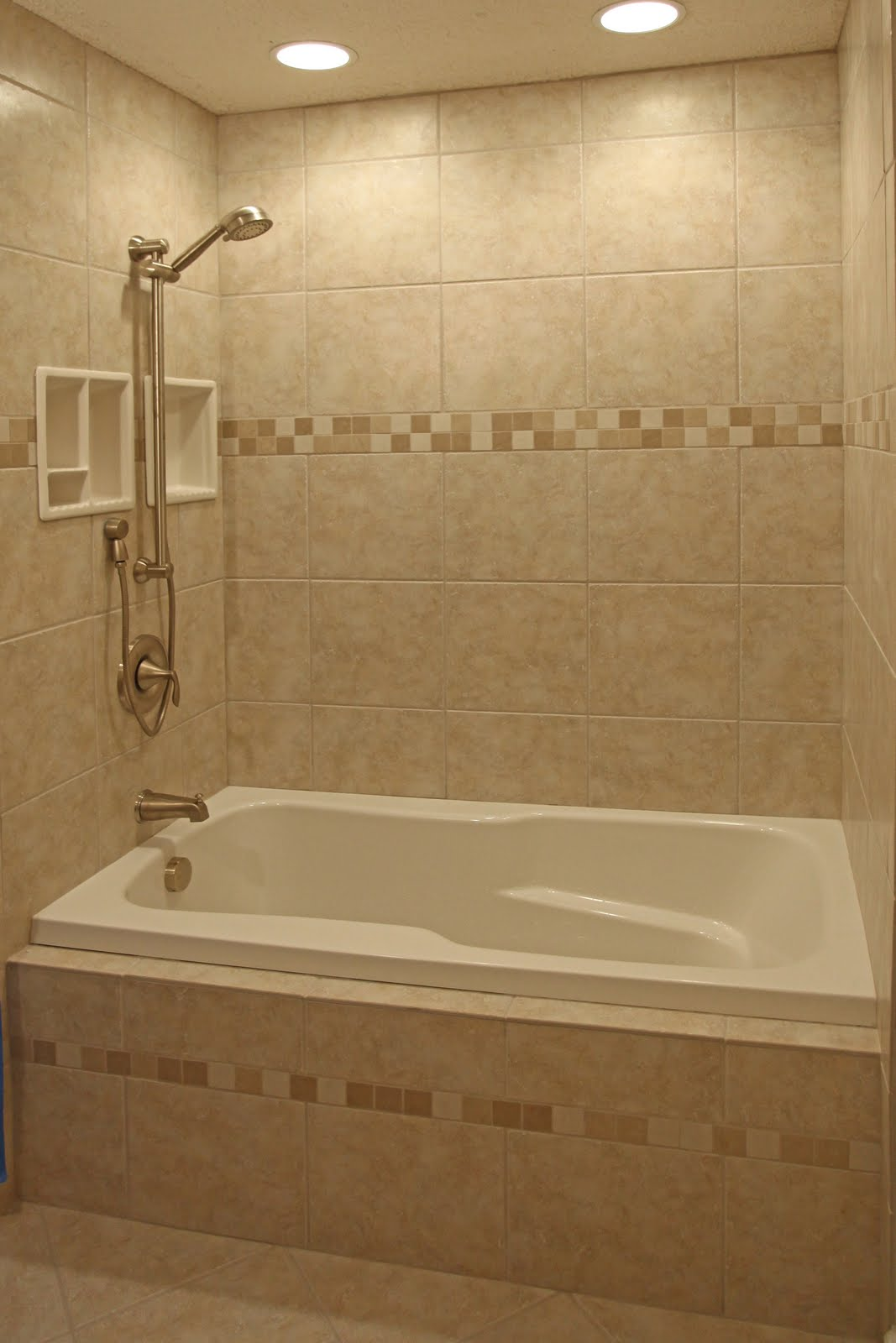 Bathroom wall tile designs Photo - 1