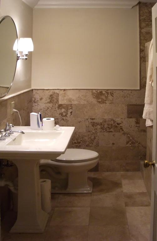 Bathroom Walls ...