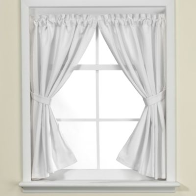 Bathroom window curtains Photo - 1