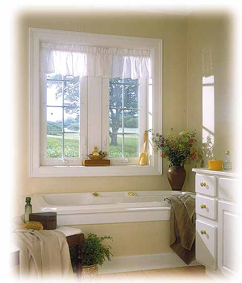 Bathroom window shades Photo - 1