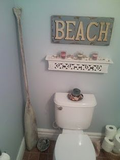 Beach themed bathrooms Photo - 1