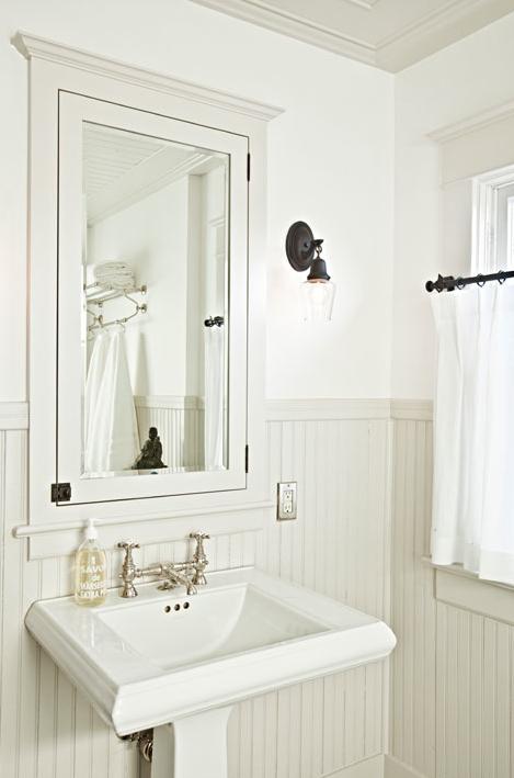 Good Beadboard Bathroom Bathroom With Beadboard Part 14