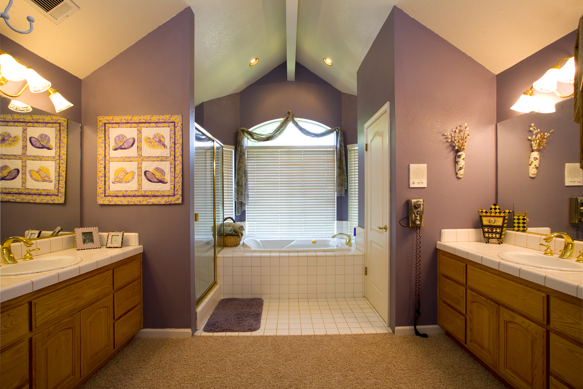 Best bathroom colors Photo - 1