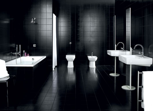 Bathroom Designs Black