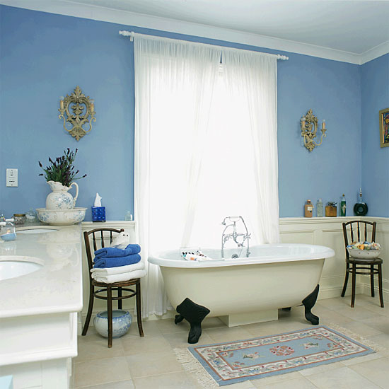 Blue bathroom Blue bathroom ideas  Blue bathrooms large and beautiful  photos Photo to select Blue. Blue Bathrooms
