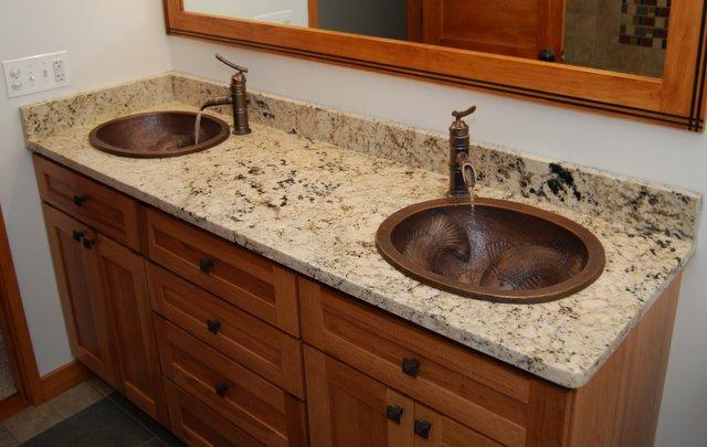 Exceptional Countertops Bathroom Granite ...