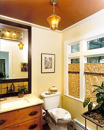 decorated bathrooms beautifully - Decorating A Bathroom
