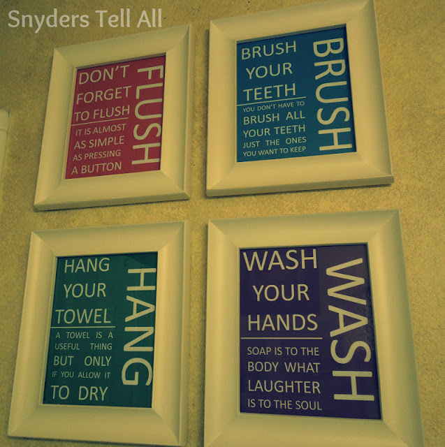 Diy bathroom decor ideas large and beautiful photos for Bathroom wall decor ideas diy